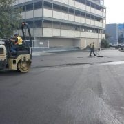 Paving the Lot